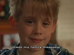 home alone quote